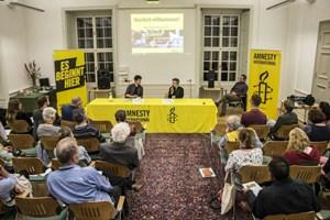 Thumbnail Menschenrechtstagung 2017 Bildergalerie 49 | © Amnesty International