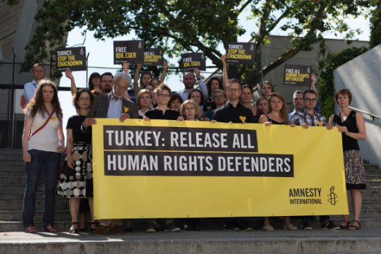 News-Blog Türkei 13 | © Amnesty International/Christoph Bartylla