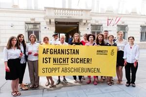 Thumbnail Afghanistan ist nicht sicher 11   © Amnesty International/Christoph Liebentritt