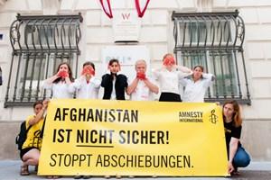 Thumbnail Afghanistan ist nicht sicher 4 | © Amnesty International/Christoph Liebentritt