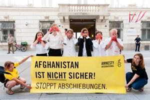 Thumbnail Afghanistan ist nicht sicher   © Amnesty International/Christoph Liebentritt