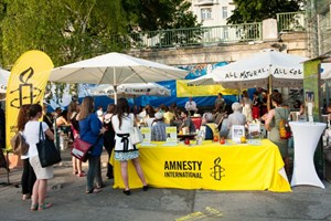 Thumbnail Mut für Menschenrechte 15   © Amnesty International/Christoph Liebentritt