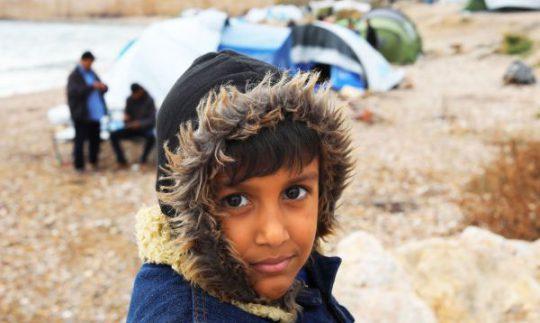 Ein Überblick Das Jahr in Bildern 1 | © Amnesty International/Giorgos Moutafis