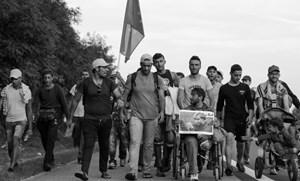 Thumbnail Bildergalerie March of Hope 23 | © Amnesty International/Sebastian Brötzner
