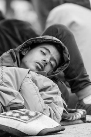 Thumbnail Bildergalerie March of Hope 14 | © Amnesty International/Sebastian Brötzner
