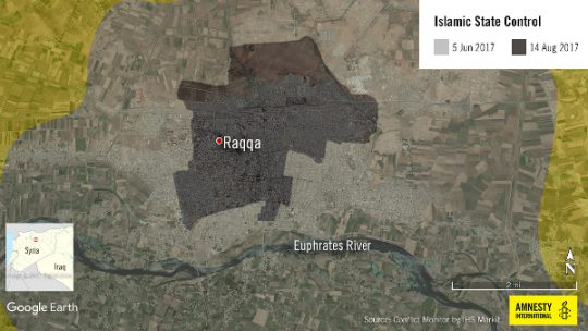 Syrien Unter ständigem Beschuss 1 | © Conflict Monitor by IHS Markit