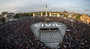 Thumbnail 239488 Hungary protests against intimidation of civil society | © Gergo Toth