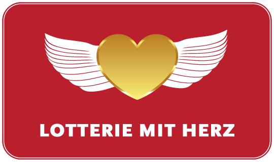 Lotterie mit Herz