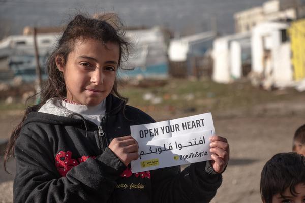 #OpenToSyria 11 | © Amnesty International