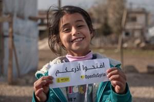Thumbnail #OpenToSyria 14 | © Amnesty International