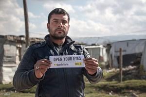 Thumbnail #OpenToSyria 13 | © Amnesty International