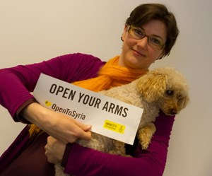 Thumbnail #OpenToSyria 22 | © Amnesty International/Robert Fellner