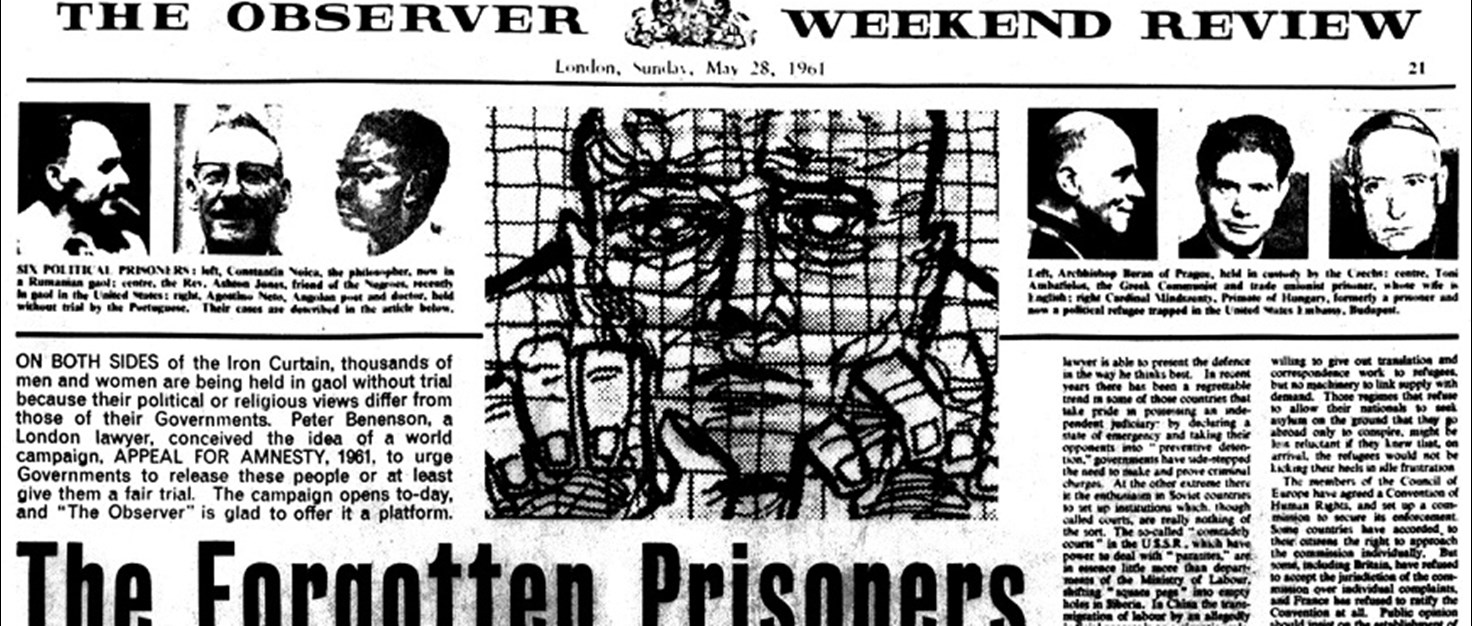 The Forgotten Prisoners, The Observer vom 28 | © Guardian News and Media Limited