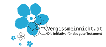 Logo vergissmeinnicht | © vergissmeinnicht.at