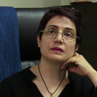 Iran: Bis zu 34 Jahre Haft für Nasrin Sotoudeh!