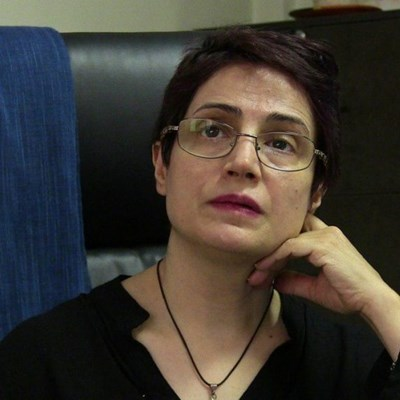 Iran: Freiheit für Nasrin Sotoudeh!