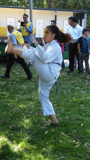 Thumbnail Taekwondo2 | © Amnesty International / NW Flucht & Migration