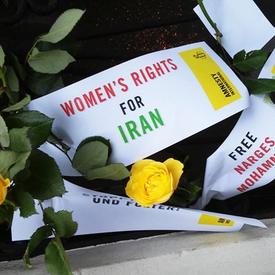 Iran: Entlassung von Menschenrechtsaktivist*innen aus ungerechten Haftstrafen!