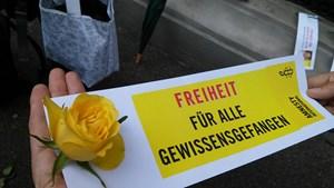 Thumbnail IranBotschaftGewissensgefangene | © Amnesty-NW Frauenrechte