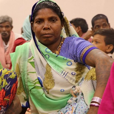 Indien: Pavitri Manjhi wird weiterhin bedroht!