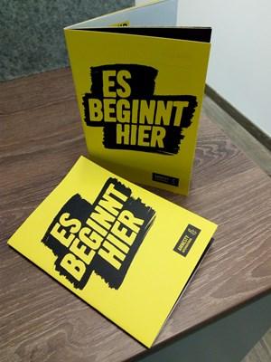 Es beginnt hier Broschüre | © Amnesty International