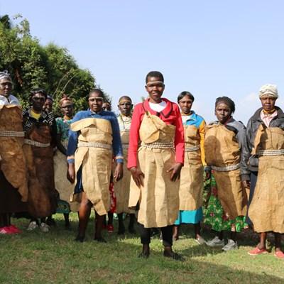 Kenia: Indigene Sengwer-Gemeinschaft