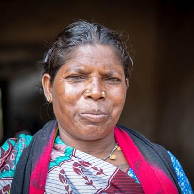 Indien: Pavitri Majhi