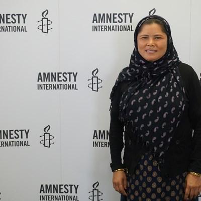 Indien: Gerechtigkeit für Salima Memcha!