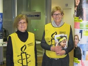 Thumbnail Briefmarathon Hauptbuecherei 2018 3 | © Amnesty International