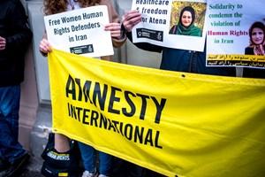 Thumbnail Iran Botschaft 5 | © Amnesty International/Christopher Glanzl