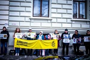 Thumbnail Iran Botschaft 7 | © Amnesty International/Christopher Glanzl
