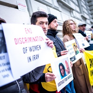 Thumbnail Iran Botschaft 11   © Amnesty International/Christopher Glanzl