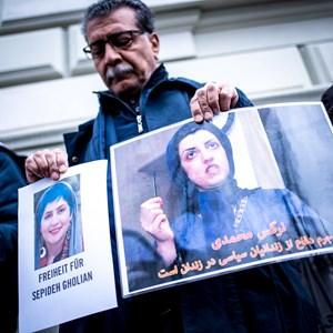Thumbnail Iran Botschaft 12 | © Amnesty International/Christopher Glanzl