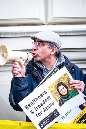 Thumbnail Iran Botschaft 16   © Amnesty International/Christopher Glanzl