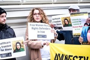 Thumbnail Iran Botschaft 24   © Amnesty International/Christopher Glanzl