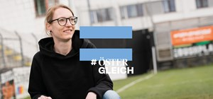 Thumbnail WebsiteHeader1500x700 NicoleA-Hellblau | © Fotos: Christoph Liebentritt, Logo: We Make / Amnesty International Österreich