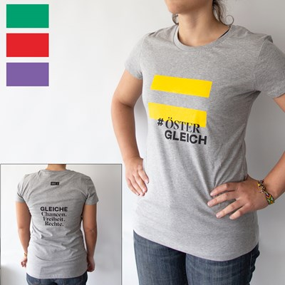 tshirt gelb w | © Amnesty International/Melanie Wimmer