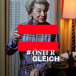 Thumbnail Frau Lilly #ÖsterGLEICH | © Foto: Paul Kranzler, Logo: We Make / Amnesty International Österreich