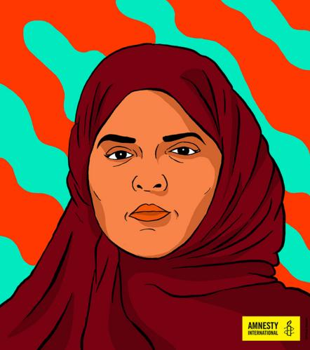 Aziza al-Youssef | © Amnesty International
