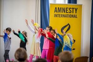 Thumbnail Musikalische Darbietung | © Amnesty International/Matthias Dorninger