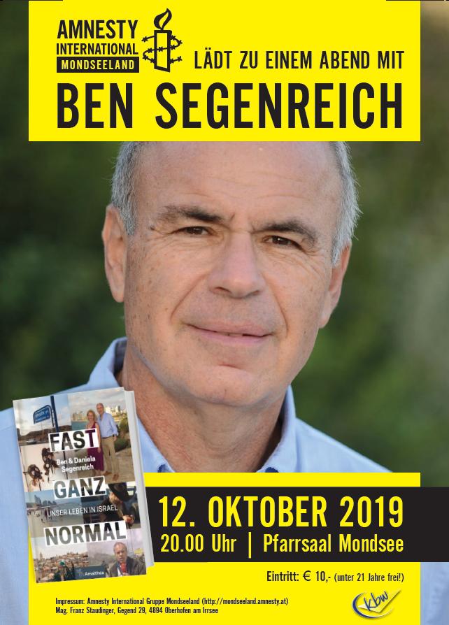 Ben Segenreich