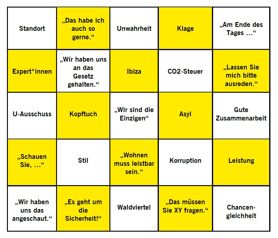 Bingo-Nationalratswahl-2019