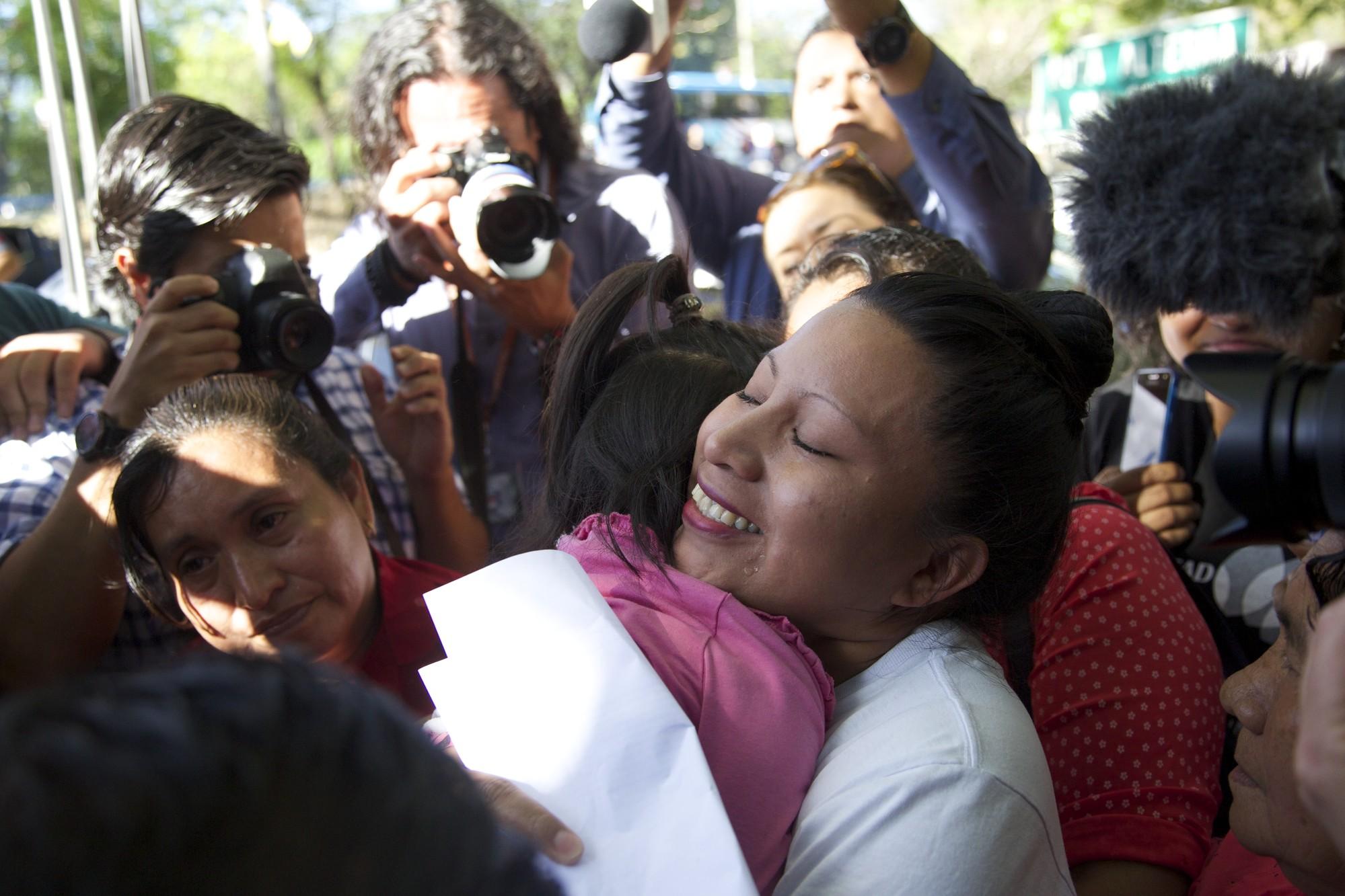 Teodora Vasquez | © Amnesty International
