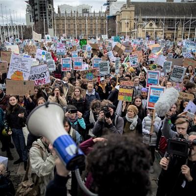 Klimakrise & Menschenrechte