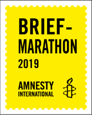 sticker2019 webmit Rand Zeichenfläche 1 Zeichenfläche 1 | © Amnesty International/Design: Gerda Decker