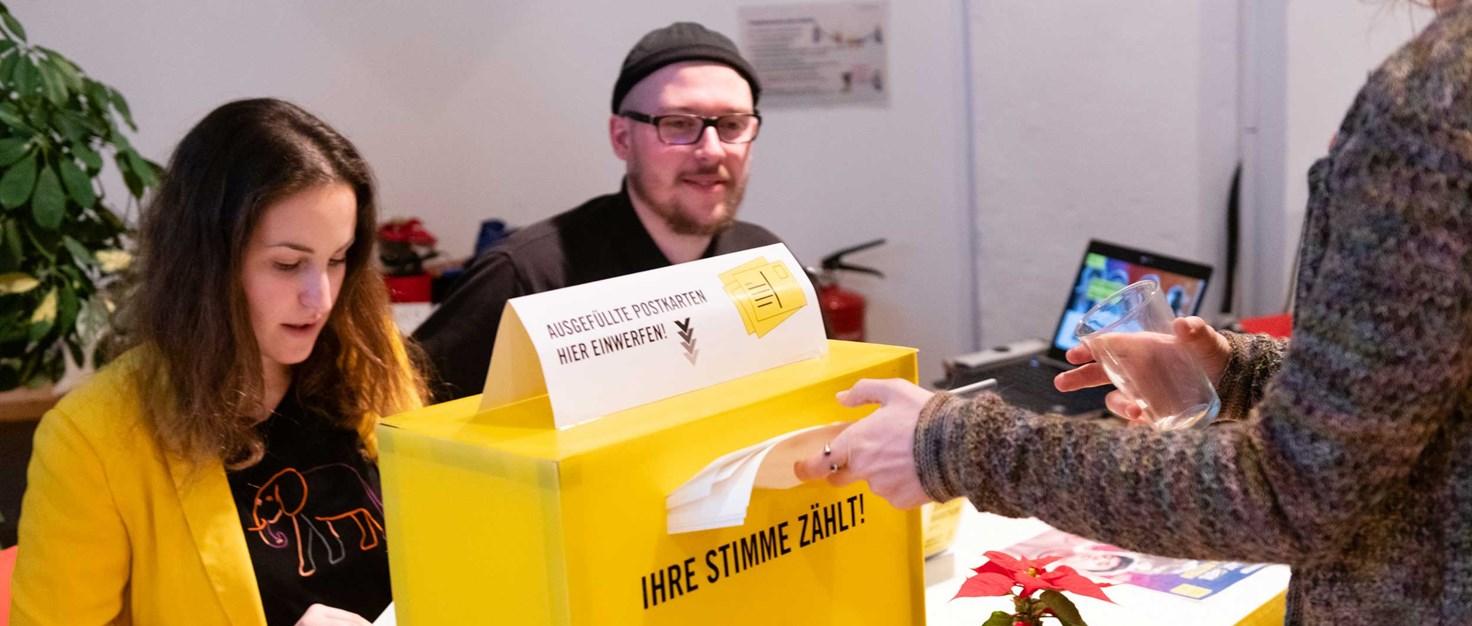 Amnesty-Österreich-Briefmarathon-2019 Liebentritt Christoph 10.-Dezember-2019 | © Christoph Liebentritt/Amnesty International