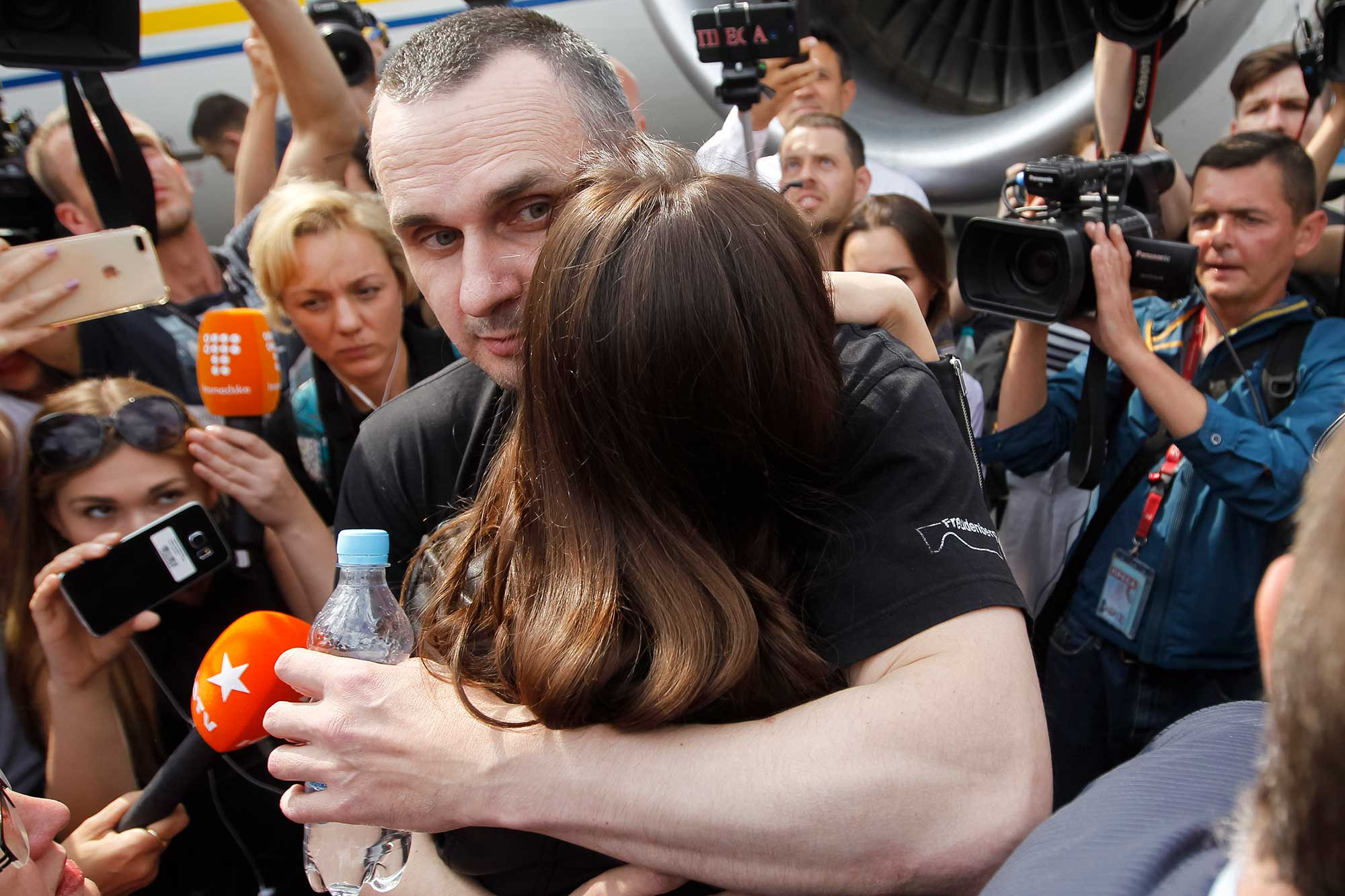 264937 oleg-sentsov-freilassung-russland | ©  NurPhoto via Getty Images
